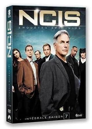 Amazon Com Ncis Saison 7 6 Dvd Movies Tv