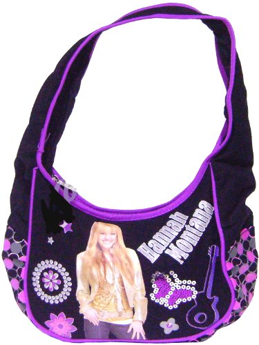 Girls Coin Purse Handbag Accessories Holder Hannah Montana