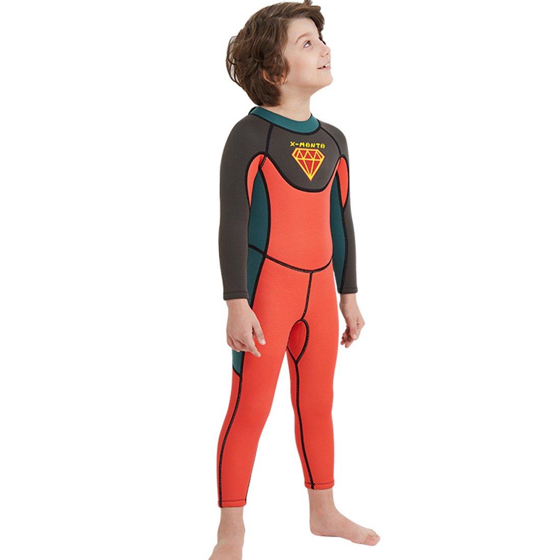 Amazon.com  Nataly Osmann Kids 2.5mm Wetsuit Neoprene 2.5mm Full Body  Diving 228307822