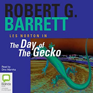 The Day of the Gecko Audiobook