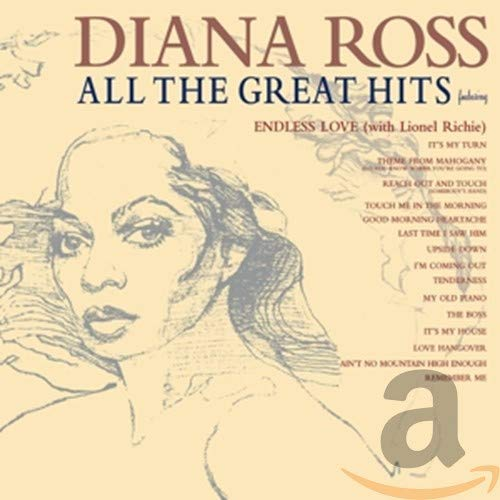 Diana Ross - All The Great Hits - Amazon.com Music
