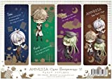 AMNESIA clear bookmark 6
