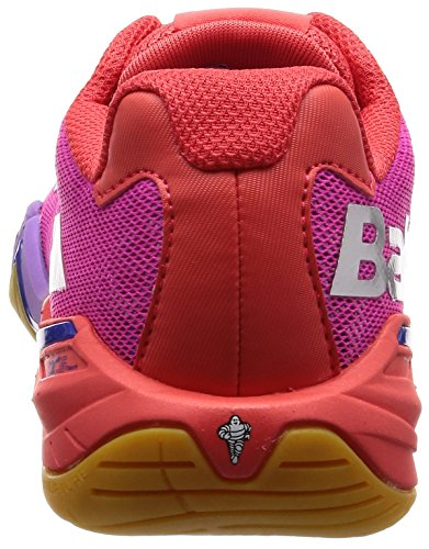 PE Rose Shadow BABOLAT Rouge Rose 2018 Tour Femme Indoor Chaussures vOwgq0x