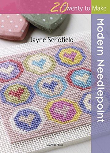 Twenty to Make: Modern (Design Needlepoint Wool)