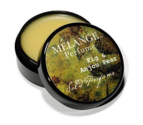 Melange Fig & Pear Solid Perfume Single .56 ounces ()
