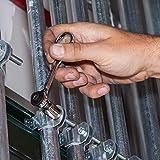 Klein Tools 65200 Ratchet Set, 5-Piece Mini Ratchet