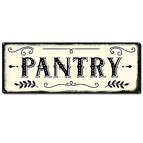 Pantry ~ Farmhouse Decor Signs ~ 6
