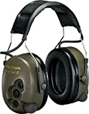 3M PELTOR ProTac II Ear Defender Headband Level Dependant 32 db Green MT15H7A2 GN