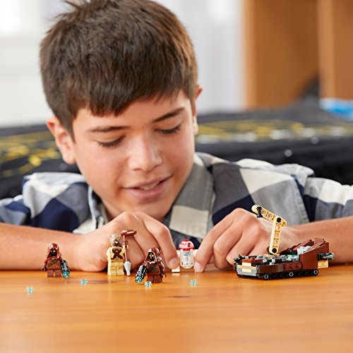 LEGO Star Wars Episode: A New Hope Tatooine Battle Pack 75198 Building Kit (97 Piece)