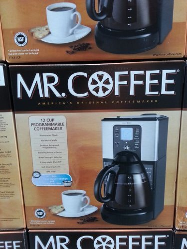 Mr.coffee 12-cup Programmable Coffee Maker by Mr. Coffee