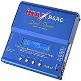 LCD IMAX B6 AC B6AC Battery 80W Balance Charger Lipo Digital Balance Charger discharger Charging adapter For Lipo / Li-ion / LiFe / NiMh / NiCad / Pb / Lead Acid