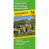 Frauenstein - Rechenberg - Bienenmühle: Wanderkarte mit Ausflugszielen, Einkehr- & Freizeittipps, wetterfest, reißfest, abwischbar, GPS-genau. 1:25000 (Wanderkarte / WK)