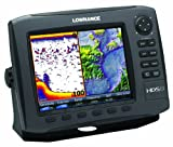 owrance 000-10536-001  Lowrance HDS-8 GEN2 Plotter/Sounder, with 8.4-inch LCD, Insight USA Cartography, and 50/200KHz Transducer.