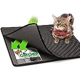"Double-Layer Honeycomb Cat Litter Mat -XL Size (28"" x 23""), Litter-Trapping, ..."