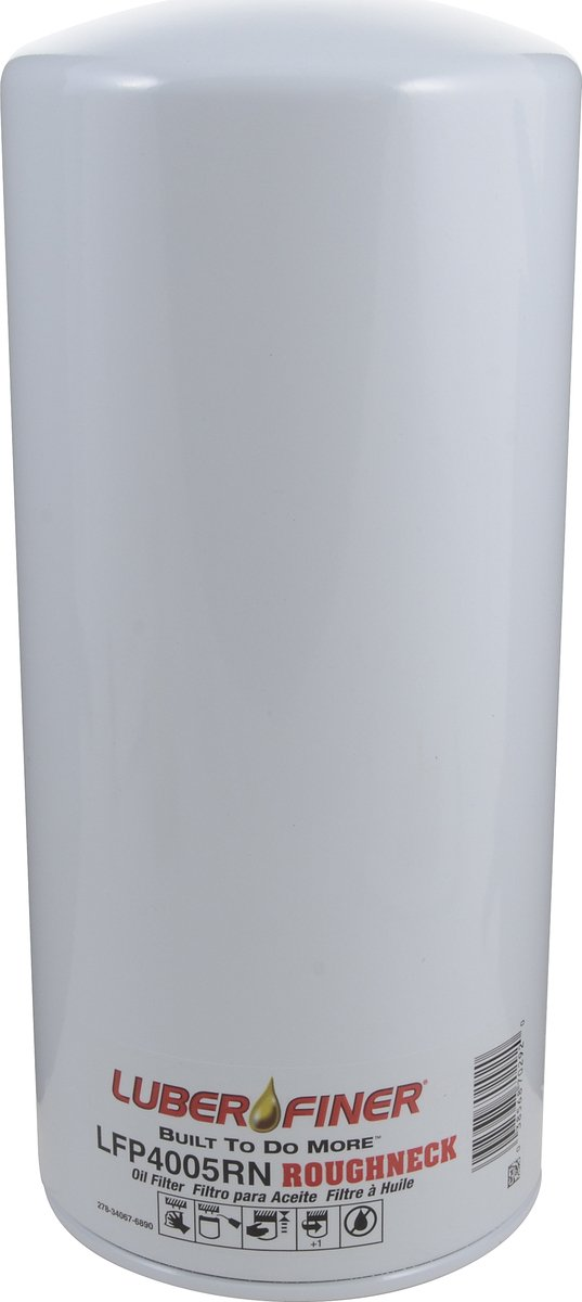 Luber-finer LFP4005RN Heavy Duty Oil Filter, 1 Pack by Luber-finer