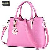 Donalworld Women Ladies Trendy Designer Quality Tote Bags Handbags Shoulder Bags