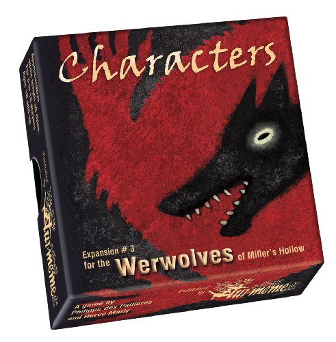 The Werewolves: Characters Expansion]()