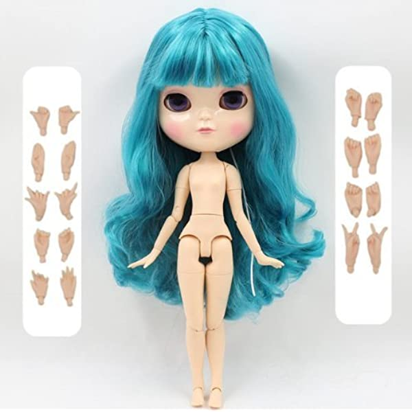 6 Blyth Doll JF Fashion Doll accessories DIY Glasses for 1