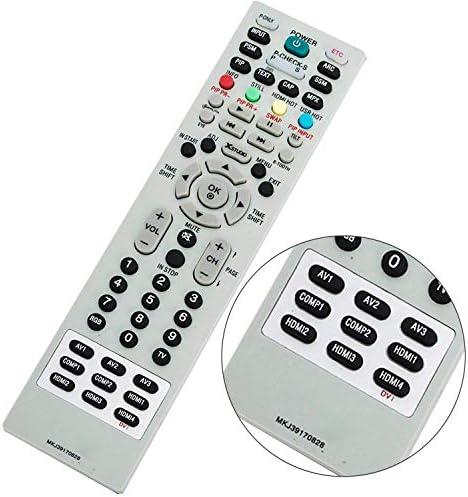 Mando a distancia de repuesto para LG LCD LED TV DU-27FB32C DU27FB32C MKJ39170828: Amazon.es: Electrónica