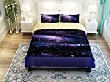 SAYM Home Bedding Sets,Outer Space 3D Printing Bedding Review and Comparison
