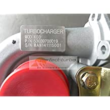 K03 53039880019 Turbo for Benz A-Class A170 A160 160 170 CDI Vaneo W168 OM668