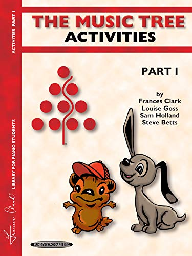 The Music Tree Activities Book: Part 1 (Music Tree (Summy))