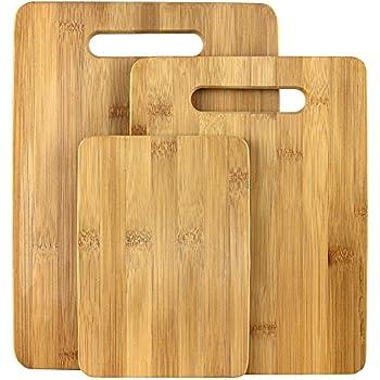 Amazon.com | Home Organics 3-Piece, Non-Slip Premium Moso
