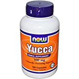 NOW Foods, YUCCA 500mg 100 CAPS