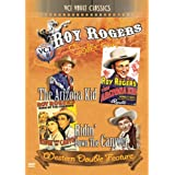 Roy Rogers Western Double Feature VOL 2 (The Arizona Kid / Ridin' Down the Canyon)