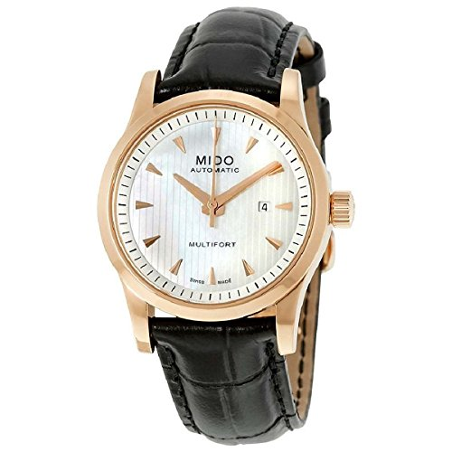Mido Multifort Automatic Ladies Watch M005.007.36.101.00