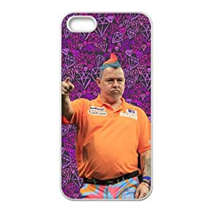 Darts For iPhone 5, 5S Csae protection Case DHQ589513