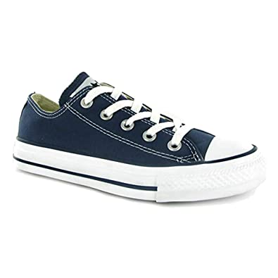 08df6a3abf828 Converse Chuck Taylor OX All Star Mens Sneakers Navy m9697-9