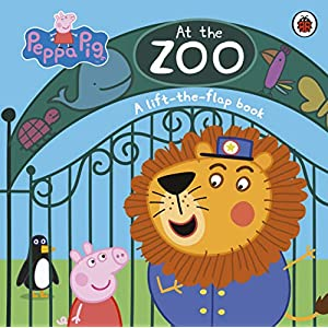 Peppa-Pig-At-the-Zoo-A-Lift-the-Flap-Book-Peppa-Pig-Lift-the-Flap-BookBoard-book--31-May-2018