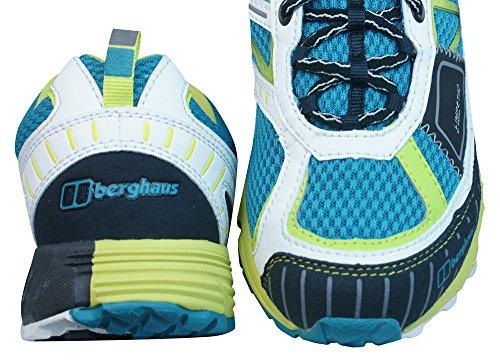 Low À Chaussures Course Trail Berghaus Limpet Femmes Tech Des Vert Pied 5q0xZw