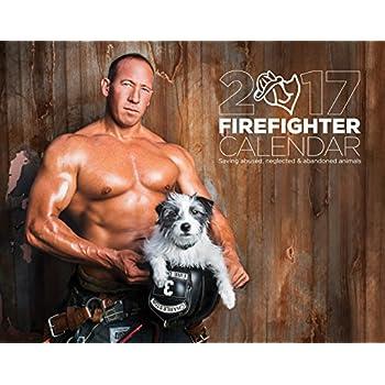 Charleston Animal Society 2017 Firefighter Calendar