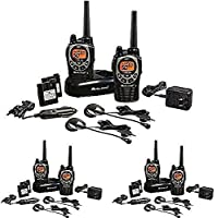 Midland GXT1000VP4X3 2-Way Radio Value Pack - 6 Pack