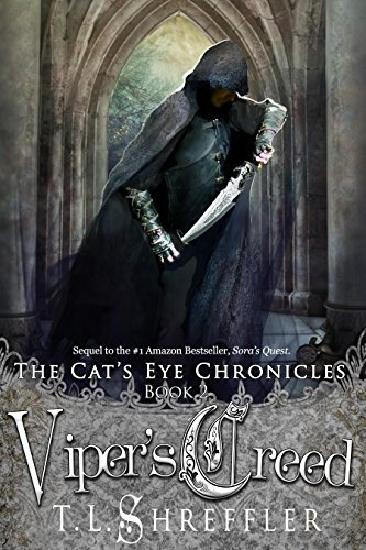 Viper's Creed (The Cat's Eye Chronicles Book 2) ()