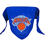 Hunter MFG New York Knicks Mesh Dog Bandana, Large