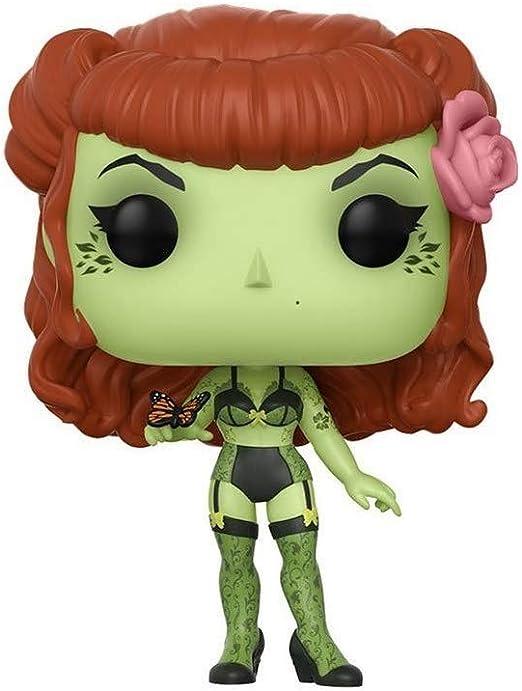 Funko Pop! Heroes: Dc Bombshells Poison Ivy Collectible Figure