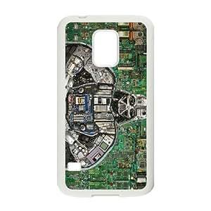 Special Design Cases Arwdhv Samsung Galaxy S5 Mini White Star Wars Durable Rubber Cover
