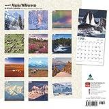 Alaska Wilderness - 2016 Calendar 12 x 12in