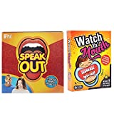 Card Boy Speak Out Game US, Watch Ya Mouth