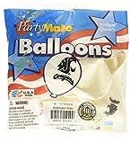 Pioneer Balloon Company 10 Count Washington State Latex Balloon, 11'', Multicolor
