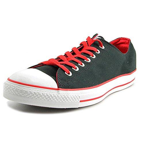 Converser Unisexe Converse Ct Ox Basket Chaussures Noir / Rouge Varsity