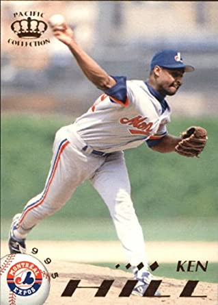 Amazoncom 1995 Pacific Baseball Card 270 Ken Hill Near