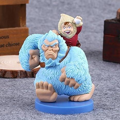 Nunu Figurine PVC LOL - League of Legends Figure: Amazon.fr: Cuisine & Maison