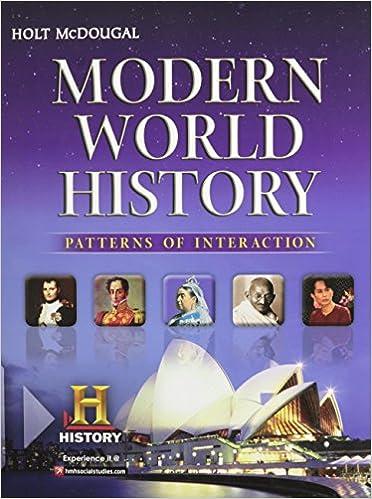 Modern world history patterns of interaction holt mcdougal modern world history patterns of interaction holt mcdougal 9780547491141 amazon books fandeluxe Gallery