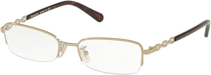 Eyeglasses Coach HC 5097 9005 LIGHT GOLD