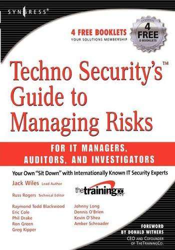 Techno Securitys Guide to Managing Risks for IT Managers ...