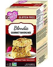 XO BAKING Gluten Free Blondie Mix, 521g